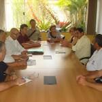 Prefeita do Municipio de Socorro recebe comissão executiva do forúm internacional de acessibilidade