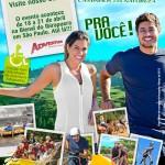 "Socorro lança campanha ""Socorro pra você"" na Adventure Fair"