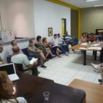 Reunião do COMUC