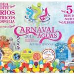 Carnaval das Águas apresenta programação completa para a folia de Águas de Lindóia