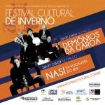 Festival Cultural de Inverno tera mais de 40 Atrações