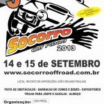 5° Socorro Off Road acontece de 14 a 15 de setembro e espera reunir cerca de 3.000 pessoas na cidade de Socorro