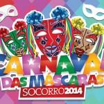 Socorro promove Carnaval das Máscaras em 2014