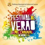 Festival de Verão 2014 chega em clima de Pré-Carnaval